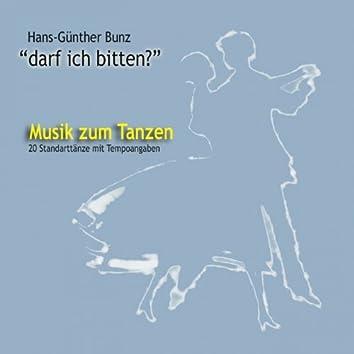 """""""Darf ich bitten?"""" Musik zum Tanzen (20 Standarttänze Mit Tempoangaben)"""