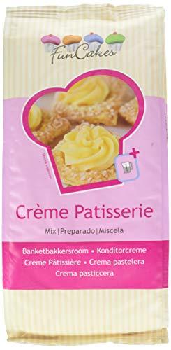 FunCakes Creme Patisserie 1Kg - 1000 Gr