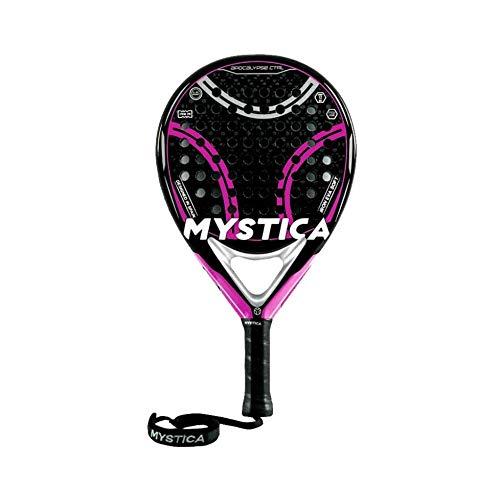 Mystica - Pala Apocalypse Ctrl 2021 Rosa, Pala de Pádel para Jugadores de Nivel Avanzado Profesional