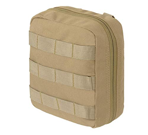 8 FIELDS Big Medical Molle Sac de Voyage Multi-Usage pour Le Camping Airsoft - Coyote