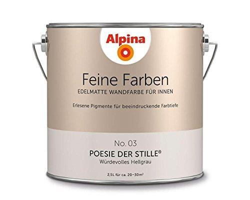Alpina Feine Farben Poesie der Stille 2,5 LT - 898589