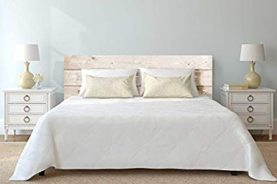 Cabecero decorativa en PVC 5mm Cabecero de cama con impresión directa Fantastico para decorar a un precio super economico Resistente, ligero y facil colocación