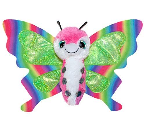 LUMO STARS Sommar Mariposa Felpa Multicolor - Juguetes