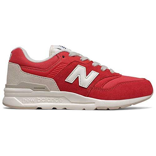 New Balance GR997HBS, Walking Shoe Unisex-Child, Red
