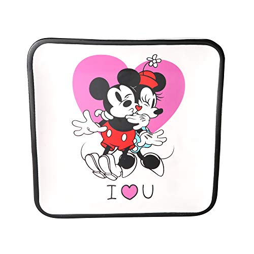 Disney Mickey and Minnie Mouse Ceramic Trinket Tray Jewelry Dish Ring Holder