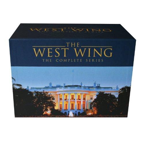 The West Wing - Complete Season 1-7 - New Slimline 44 Disc Box Set [DVD]