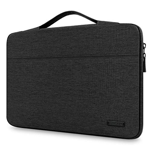 CAISON Laptop Case Sleeve Cover Bag Briefcase for 13.5' Microsoft Surface Book 2/14' Lenovo IdeaPad S130 S145 S340 S540 C340 Yoga 940 Chromebook S330 ThinkPad T495s / 14' HP Pavilion x360 Stream 14