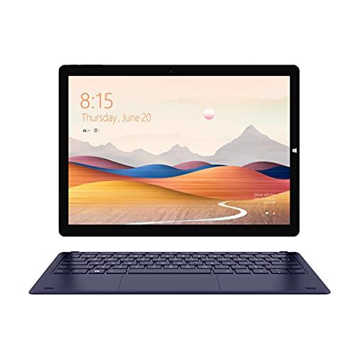 Tablet TECLAST X6 Plus 2 in 1 Tablet Touchscreen, 8GB RAM 256GB ROM SSD, 2.4GHz, 12.6 Pollici, 2880x1920 Full HD IPS, Windows 10 38000mWh, Dual-Band WiFi, Type-C, Mini-HDMI, 2x USB 3.0, Mini-HDMI