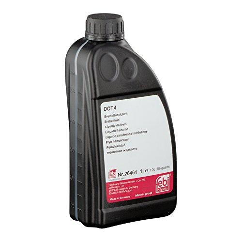 febi bilstein 26461 Bremsflüssigkeit DOT4 , 1 Liter