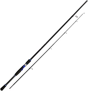 Loosnow Telescopic Fishing Rod, Ultralight Portable Carbon Fiber Lure Fishing Pole for Saltwater Freshwater