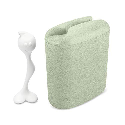Koziol Vorratsdose 500g Hot Stuff L, Aufbewahrungsdose, Dose, Thermoplastischer Kunststoff, Organic Green, 3058668