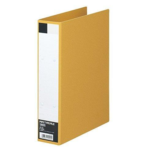 ライオン事務器『パイプ式保存ファイル』