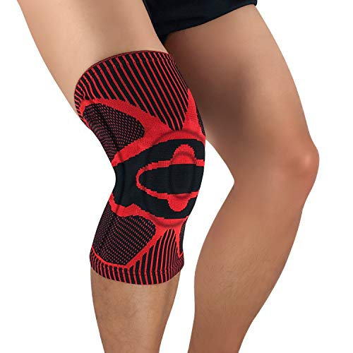 NEENCA Medical Grade Knee Brace Compression Sleeve - Best Knee Braces for Women & Men, Knee Sleeves Knee Support Knee Pads for Arthritis, Meniscus Tear, Joint Pain Relief & Sports Injury Recovery