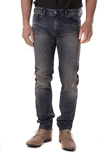 DIESEL Thavar-XP R78U6 Jeans Homme Slim Skinny (34W / 32L, Bleu)