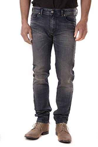 Diesel Thavar XP WASH R78U6 Stretch Herren Hose Jeans Pants Slim Skinny Wählbar (W33/L30)