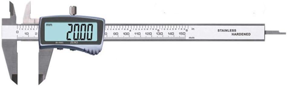 Weekly update YYONGAO Vernier Caliper Measuring Tool New Free Shipping Full 0-150mm Stain Screen