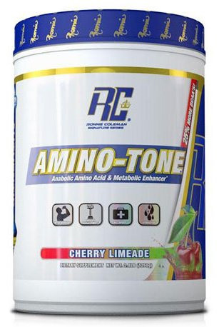 Ronnie Coleman Signature Series King Amino Tone Powder Supplement, Cherry Limeade