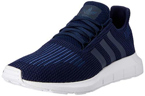 adidas Swift Run, Zapatillas Hombre, Azul (Collegiate Navy/Collegiate Navy/Footwear White 0), 45 1/3 EU