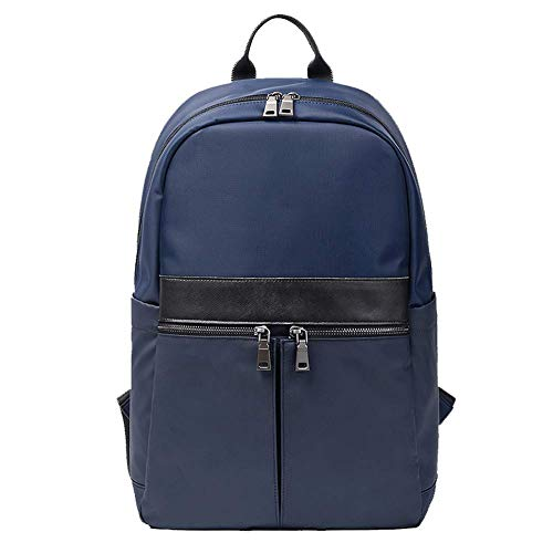 Casual rugzak, waterdichte Oxford doek, zakelijke reizen laptop rugzak, campus school rugzak reizen rugzak 14,4 inch, Pasen geschenken, Laptop Rugzakken