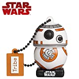 Clé USB 32 Go BB8 TLJ - Mémoire Flash Drive 2.0 Originale Star Wars, Tribe FD030708