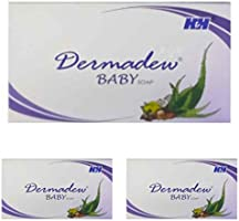 Dermadew Baby Soap (Pack of 3)
