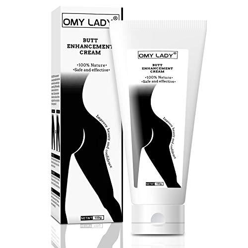 Hip Lift Up Cream Butt Enhancement Cream, Hip up Cream Bigger Buttock Firm Massage Cream for Women Latorice