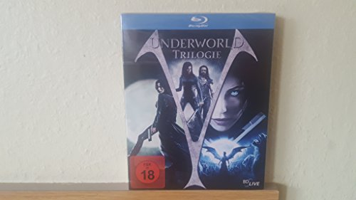 Underworld Trilogie (2003) - blu-ray Disc