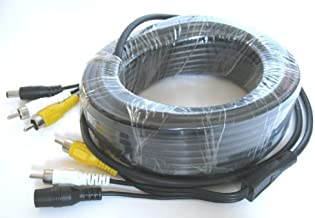 32 Feet Extension Cable with Standard RCA Connector for Rear View System. - YanTech USA