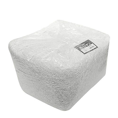 シモジマ ヘイコー 緩衝材 紙パッキン 1kg シロ 003800900 約0.1cm幅 約0.1cm幅