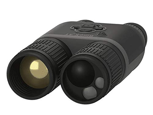 American Technology Network Corp. ATN BINOX 4T 384 4.5-18X Thermal Binocular, Black