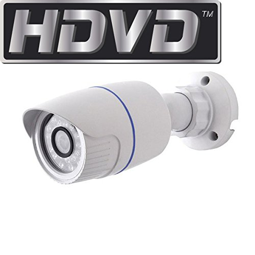 HDVD HDVD-iPB3FT 3 Megapixel 3MP (2048 × 1536) Network IP HD CCTV Security Surveillance Bullet Pipe Outdoor/Indoor Camera 3.6mm Lens IR (upto 65ft) DC 12V/PoE power