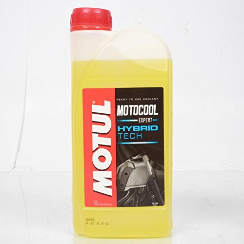 Motul - Líquido de refrigeración Motocool Expert Hybrid Tech, de -37a +135grados