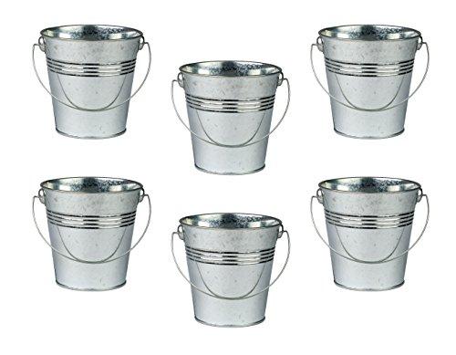 Teacher Created Resources TCR6076 - Juego de cubos de metal (6 unidades)