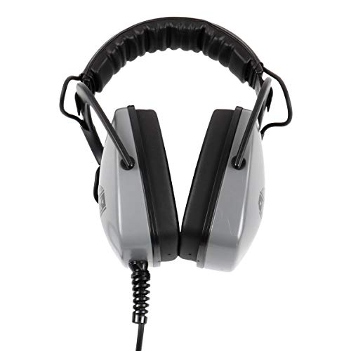 DetectorPro Gray Ghost Amphibian II Headphones for Garrett AT Pro/Gold and...