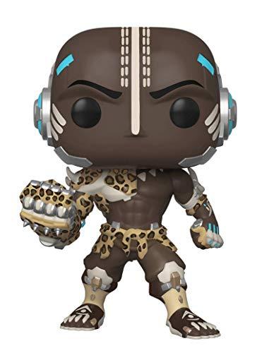 Funko Pop! 44773 Games: Overwatch - Leopard Doomfist Vinyl Figure - Exclusive Edition #351