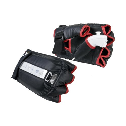 CTA Digital Wii Knockout Boxing Gloves