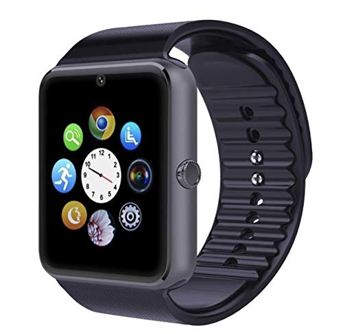 Smartwatch GT08 Watch Support Sim Card and tf Card