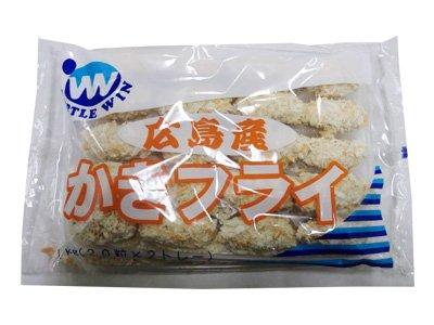 [冷凍]TW印 かきフライM(トレー入)(1kg(40粒入))