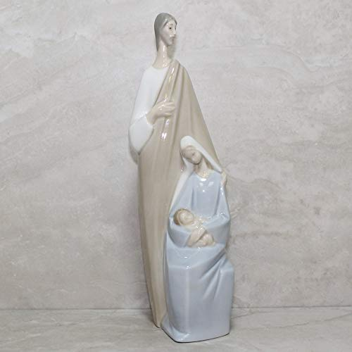Lladro Nativity Porcelain Sculpture