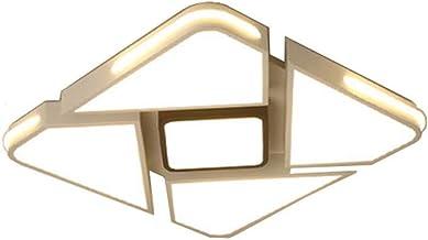 云TAOBeautiful Lighting City/Modern Led Ceiling Light,Square Ceiling Lamp Moisture-Proof Lighting for Living Room Dimming L...