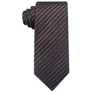 Striped Ties for Men – Woven Necktie – Mens Ties Neck Tie by Scott Allan