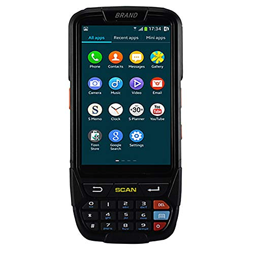 Lecteur De Codes Barres 1D / 2D WiFi WiFi Bluetooth Lecteur De Codes Barres 4G PDA Tenu dans La Main Android 7.0 Écran Tactile De Terminal POS