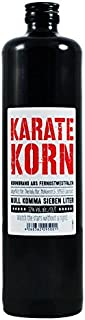 Karate Korn - 0,7L - Immer mitten in die Fresse..