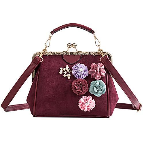 Crossbody bag Trainer Handtaschen Retro Chinesischen Stil Blume Mode Tasche, Einfach Und Vielseitig, Geeignet Für Jedenaazanlass