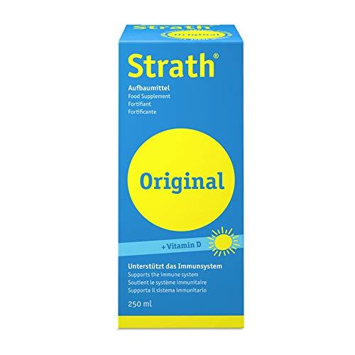 Strath Plus Vitamin D 250ml