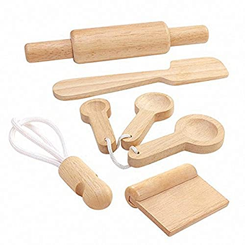 PlanToys - PT3450 - Cuisine - Set d'ustensiles de Cuisine