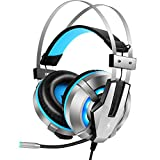 Fire-Boltt Gaming Headset for PS4, PC, Xbox One Controller, Nintendo Switch, Gaming Headphone with...