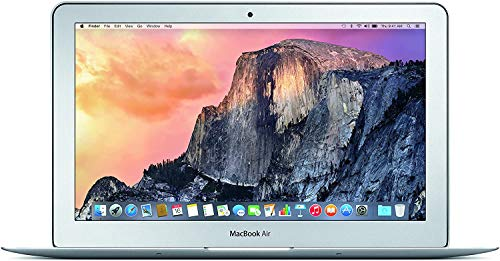 Apple MacBook Air - 11-inch, 8GB RAM, 512GB SSD, Intel i7 2.2GHz, MJVP2LL/A (Renewed)