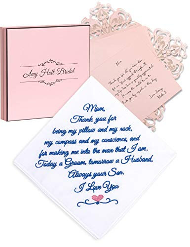Amy Holt Bridal Mother of the Groom Gifts From Son - Wedding...