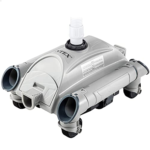 Intex 28001 - Robot para piscinas desmontables, Depuradoras 6.056 l/h, 13.248 l/h
